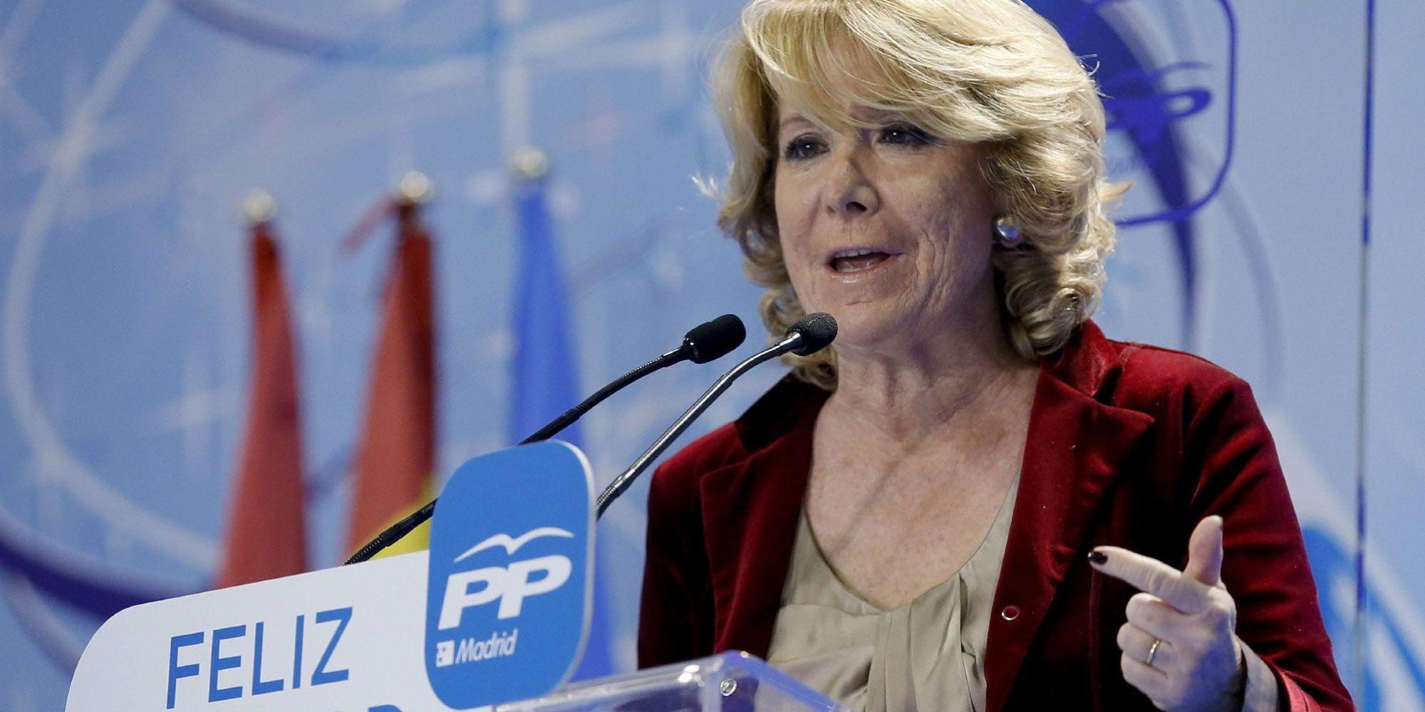 """Aguirre admitió ante la prensa que """"la corrupción nos está destrozando"""". Parece ser el fin de su carrera."""