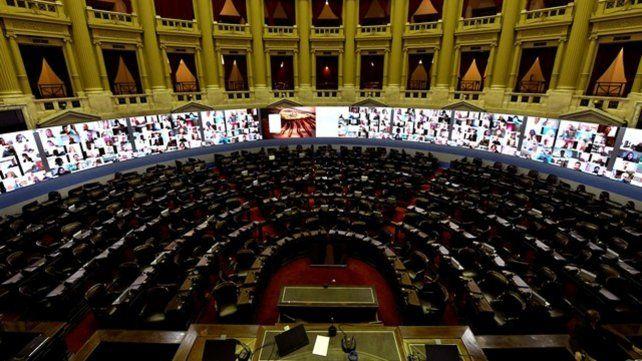 Reunión en Diputados con ENACOM para analizar los avances en la red de conectividad de la Argentina