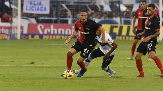 Aníbal Moreno: Si la chance llega, quiero estar lo mejor preparado posible
