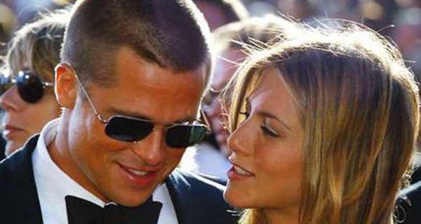 Brad Pitt invitó a su ex Jennifer Aniston a brindar juntos en Navidad