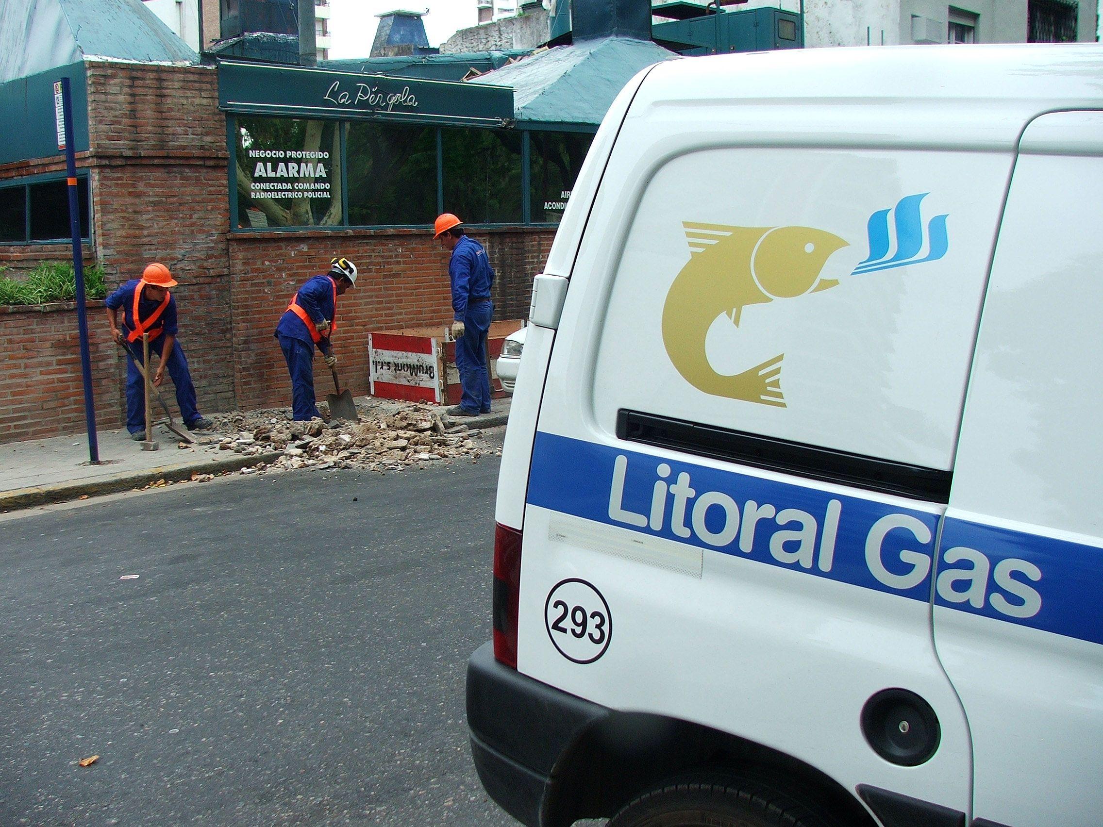 La empresa fue convocada por los vecinos. (Foto de archivo).