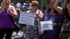Familiares y allegados de María del Rosario Vera se hicieron presentes en el Centro de Justicia Penal para esperar el fallo por el atroz crimen de la joven.