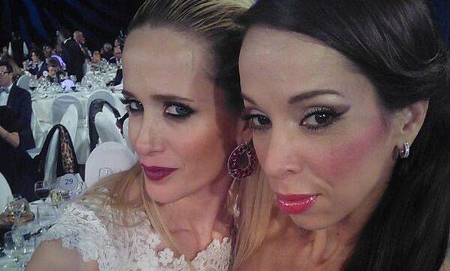 Julieta Prandi y Victoria Onetto