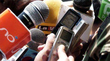 Influencia. DesdeCaba buscan los medios nacionales que no haya más espacio que para los representantes de la grieta.