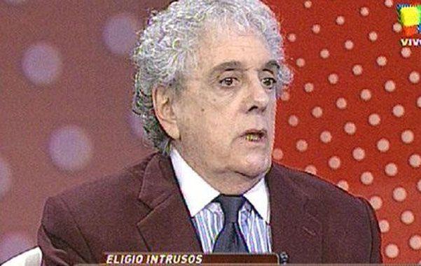 En tv. Antonio Gasalla dijo que el teatro es sanador y la gente solidaria.