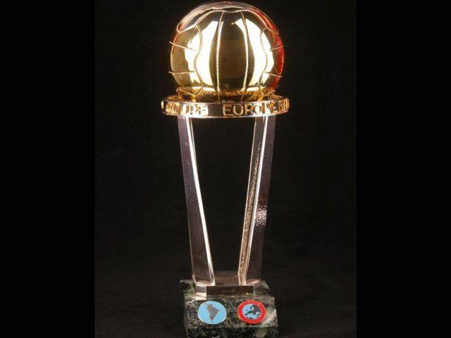Conmebol y Uefa quieren reeditar la Copa Intercontinental