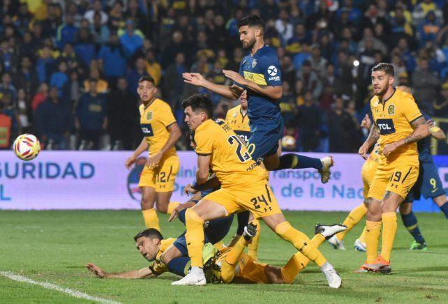 Central perdió la Supercopa Argentina con Boca por penales