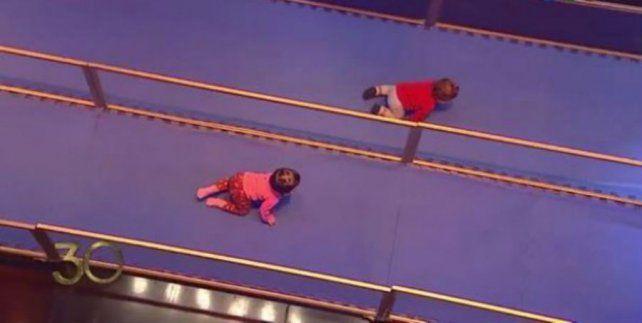 Advierten a Susana por lanzar una competencia de bebés gateando