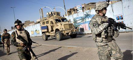 EEUU no enviará soldados a Irak pero reforzaría su presencia en Afganistán
