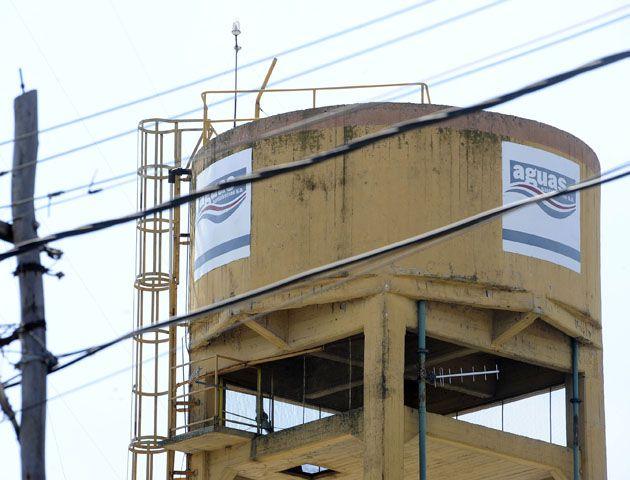 Desde Aguas Santafesina informaron que el problema se originó esta madrugada por un corte de energía.