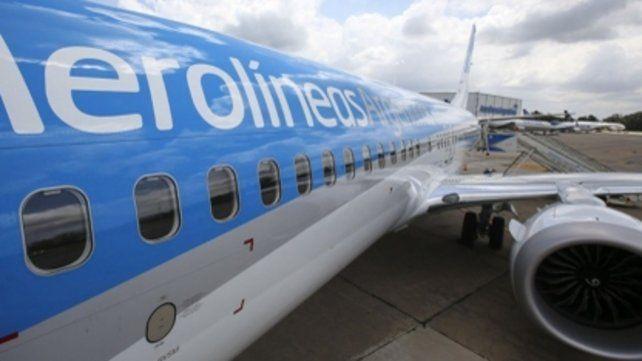 Aeroparque. Los vuelos serán hacia y desde países limítrofes y Perú.