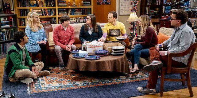 Entre abrazos y lágrimas se filmó el episodio final de The Big Bang Theory