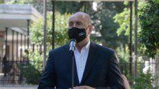 el gobernador perotti fue dado de alta tras la operacion por una hernia inguinal