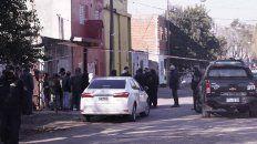 El mismo escenario. La distribuidora del Manco García volvió a ser noticia por un suceso de extrema violencia.