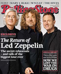 Robert Plant descartó una reunificación de Led Zeppelin
