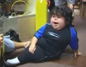 Extraña enfermedad: a los 10 años, muere en Estados Unidos la niña sirena