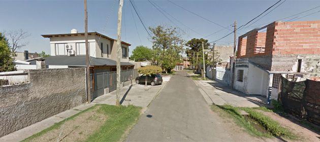 El atraco se produjo esta mañana en calle Herrera al 1600. (Foto: captura de Streer View)