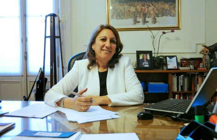 La intendenta Fein calificó como una mala ley al descanso dominical