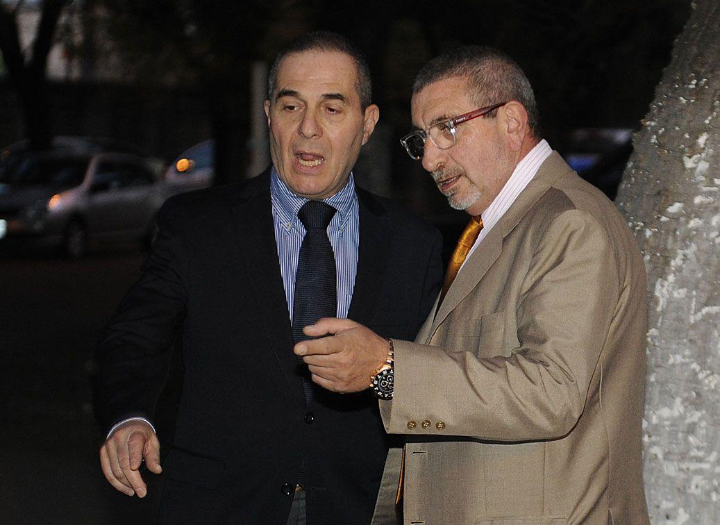 El fiscal Camporini y el juez Vienna eran dos de los tres objetivos del plan.