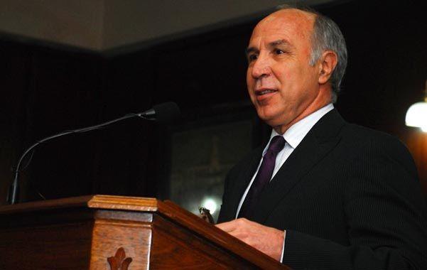 Lorenzetti: La cuestión ambiental hoy es una máxima prioridad.