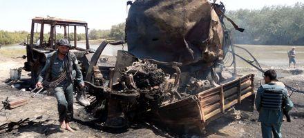 Un ataque de la Otán provoca una masacre de civiles en Afganistán