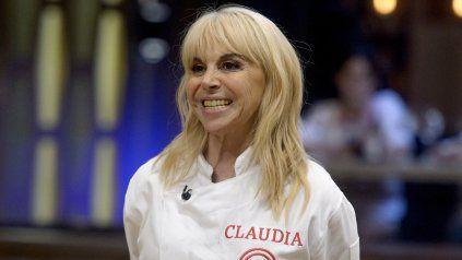 Claudia, la ganadora de Masterchef