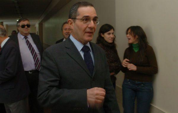 El fiscal de Cámaras Guillermo Camporini.