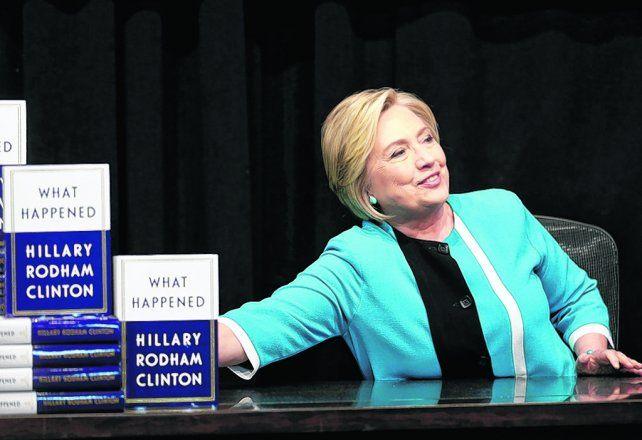 ¿Qué sucedió? La ex secretaria de Estado dio algunas pistas sobre su fiasco político en su libro de memorias.