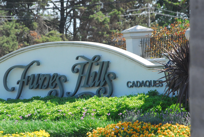 Los habitantes del barrio cerrado Cadaques de Funes Hills se soprendieron ante la llegada de los agentes de la PSA.