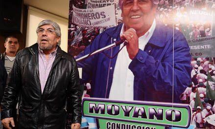 La CGT admite que un sector del gobierno le bajó el pulgar a Moyano