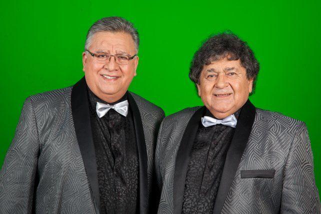 Marcos Camino y Rubén Deicas.