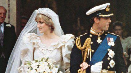 Historia de amor, traición y muerte: a 40 años de la boda de Lady Di y Carlos