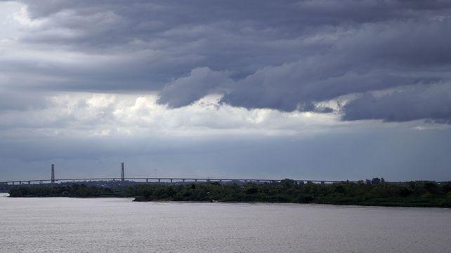 Se va agosto con alta temperatura y pronósticos de lluvias para mañana .
