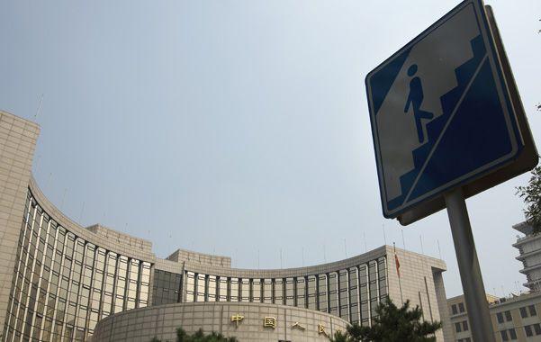 Medidas. El Banco del Pueblo Chino bajó su tasa de referencia hasta 4