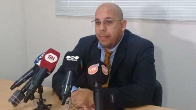 en suspenso. El juez otorgó la pena que pidió el fiscal Alejandro Benítez.