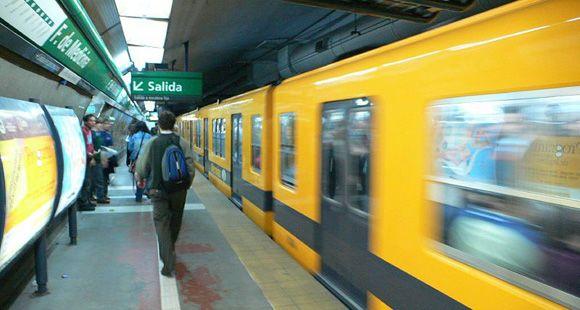 Delegado del subte advierte que tras octubre se viene un tarifazo en transporte