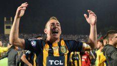 Marco Ruben, el goleador que todos quieren en Rosario Central.