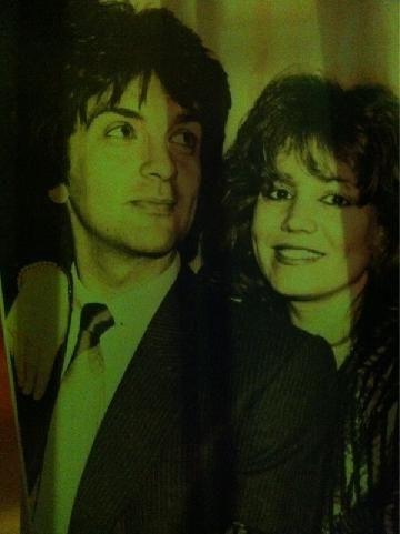 Luis Ventura y su esposa festejaron las bodas de plata con la renovación de votos
