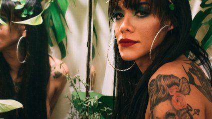 La Gilda de las travas. Ayelén creció en sudoeste rosarino y se convirtió en una activista de los derechos de la población LGTBIQ+ y referente la música popular.