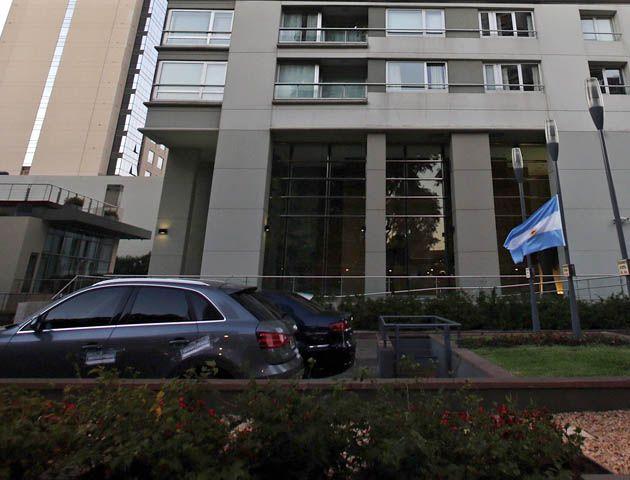Las autoridades de la Policía Federal separaron hoy de su cargo al suboficial Rubén Benítez