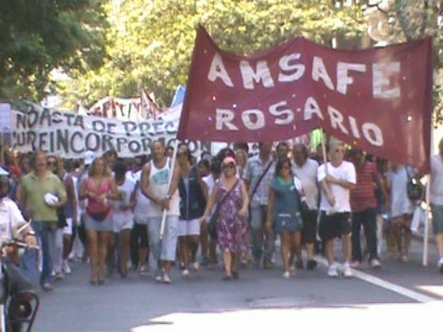 Preocupa a Amsafé Rosario que a días del inicio de clases no hay propuesta salarial