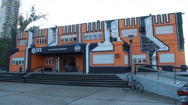El Centro de Expresiones Contemporáneas (CEC) será sede de la Micro Ferial de Arte.
