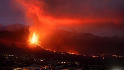 Se produjo un nuevo sismo de gran magnitud que hizo temblar la isla de La Palma