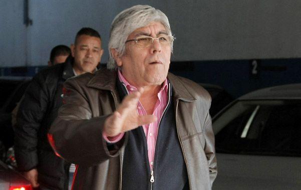 Planteo. Moyano y Barrionuevo coinciden en pedir más del 30% de aumento.