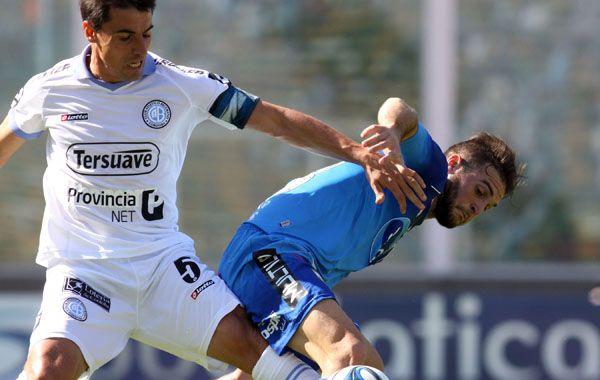 Belgrano tuvo oportunidades para conseguir una goleada en su casa.