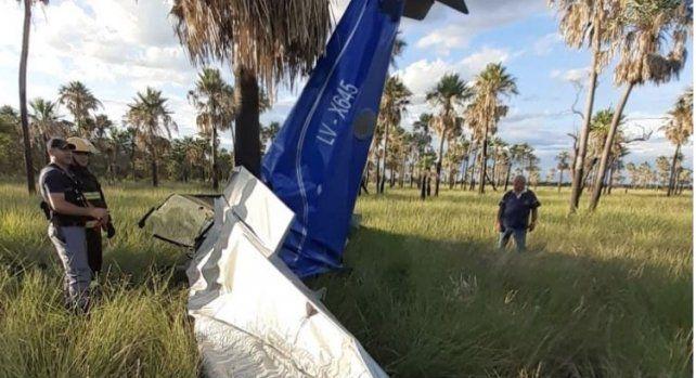 Dos muertos al estrellarse una avioneta en una zona rural