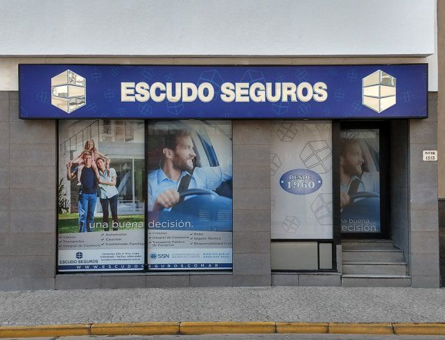 Escudo Seguros desembarca en Rosario
