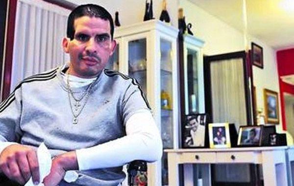El Negro Cáceres había sufrido un violento asalto en 2009.