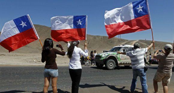 Los hermanos Patronelli marcan el rumbo en Copiapó