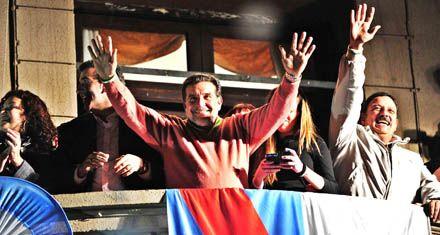 Beder Herrera arrasó en La Rioja  y le dedicó el triunfo a Cristina
